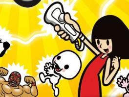 Speel meer dan 50 minigames met heel veel verschillende karakters!