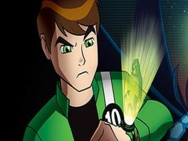 Speel als Ben en transformeer in de verschillende aliens!
