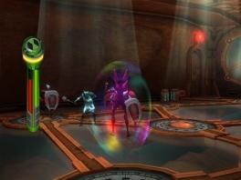Heel veel schijnbare cameo's in deze game: is dit niet stiekem Nights?