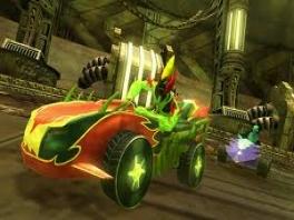 Veel mooi auto's zijn er om mee te racen.