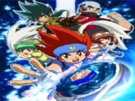 Speel als personages uit de serie, zoals Gingka, Kenta en Kyouya