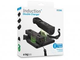 De Bigben inductie<a href = https://www.mariowii.nl/wii_spel_info.php?Nintendo=Battery_Pack>lader</a>; opladen zonder je <a href = https://www.mariowii.nl/wii_spel_info.php?Nintendo=Motion_Plus>motion plus</a> of hoesje eraf te halen!