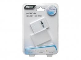 Dit is een handige <a href = https://www.mariowii.nl/wii_spel_info.php?Nintendo=Memory_Card>Memory Card</a> van 128 blokken, te gebruiken met <a href = https://www.mariocube.nl target = _blank>GameCube</a>-software.