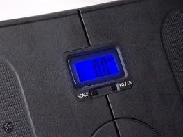 De Big Ben Balance Board kan ook gebruikt worden als weegschaal!
