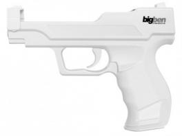 Dit is een zijaanzicht van de Big Ben Wii Gun.