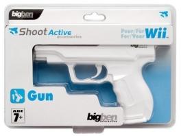 Zoals je de Big Ben Wii Gun in de winkel aantreft.