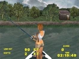 Speel als mensen die er veel te goed uit zien om professionele vissers te zijn.
