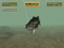Zit je als vis eindelijk in een game, moet je marionet spelen...