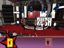 Ga los op de nummers van <a href = https://www.mariowii.nl/wii_spel_info.php?Nintendo=Big_Time_Rush_Dance_Party>Big Time Rush</a>!