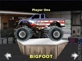 Je hebt bij dit spel geen characters. Je hebt alleen verschillende auto's om in te rijden.