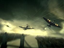 Naarmate je verder komt krijg je steeds betere vliegtuigen.