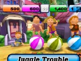Speel als deze kinderen allerlei spelletjes die veel te gevaarlijk voor ze zijn...