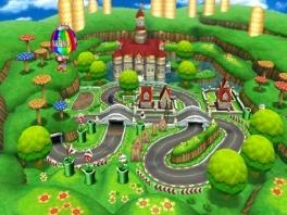 Mario Circuit is nu ook een spelbord bij BoomStreet