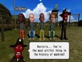 Onder leiding van Sergeant Mindstrong wordt het zwaar afzien in deze game!