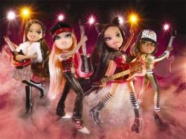 Dit zijn de Girlz, stuk voor stuk met andere instrumenten!
