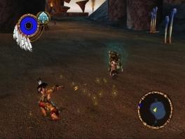 Deze game is een 3d actie platvorm game waarin je moet vechten tegen monsters.