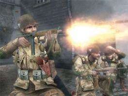 In dit spel speel je met een groep troepen die probeert de Duitse onderdrukking te stoppen.