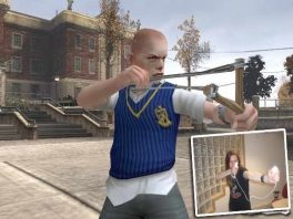 Je kunt de Wii-mote onder andere gebruiken om met een katapult te schieten!