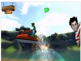 Mooie waterscooter!