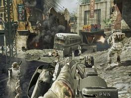 De gameplay in een van de missies.