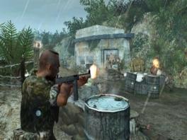 Call of Duty 5 speelt zich af in de Tweede Wereldoorlog