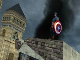 Captain America: superheld met super-darmprobleempjes...
