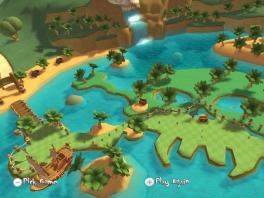 Het eiland van kapitein foutbaard!