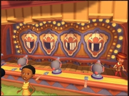 Speel als een zelfgemaakt poppetje gloednieuwe minigames met Wii<a href = https://www.mariowii.nl/wii_spel_info.php?Nintendo=Motion_Plus>Motion Plus</a>!
