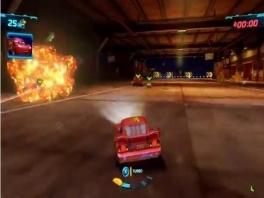 Wauw! Wat een explosie, en dat alleen door mijn power-up?