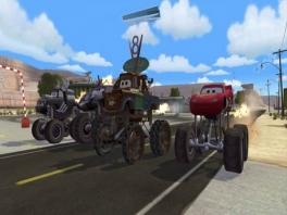 Maak van elke Car een monstertruck en scheur erop los!