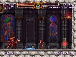 Speel als de character Christopher Belmont en probeer Dracula wederom te verslaan!