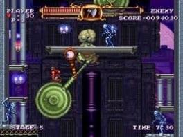 De controls in dit spel zijn erg fijn vergeleken met <a href =  https://www.mariods.nl/gba_spel_info.php?Nintendo=CastleVania target = _blank>Castlevania</a> op de NES