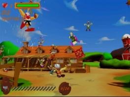 Schiet alle kippen dood in deze prachtige N64-game... oh, is dit een Wii-game?