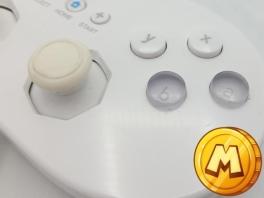 De Wii Classic Controller geeft ook licht als je speelt, zie hier.