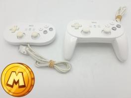 Aanschouw de <a href = https://www.mariowii.nl/wii_spel_info.php?Nintendo=Classic_Controller>classic controller</a>... PRO! voor professionele gamers!