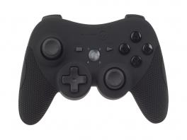 Zelfs Playstationfanboys kunnen genieten van de Wii met deze controller.