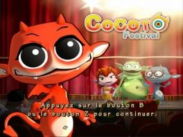 Cocoto, de schietgrage held van het verhaal!