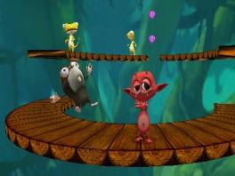 Speel als Cocoto, het karakter dat nog meer genres heeft uitgeprobeerd dan Mario!