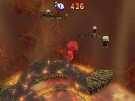 Een rood duiveltje dat door de hel wandelt, rent en springt: klinkt logisch, toch?
