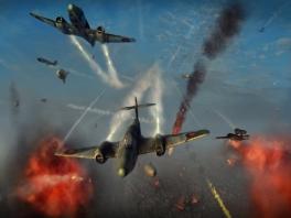 Speel met realistische vliegtuigen de grootste gevechten uit de Tweede Wereldoorlog na!