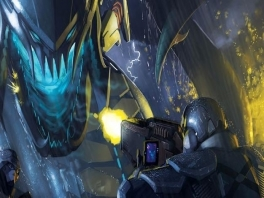 Verwoest alle enge aliens die de aarde aanvallen met realistische pointercontrols!