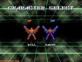Bill Rizer en Genbei Yagyu: Contra-characters vanaf het eerste uur.