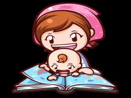 Deze keer helpt <a href = https://www.mariowii.nl/wii_spel_info.php?Nintendo=Cooking_Mama>Cooking Mama</a> je niet met koken, maar met iets heel anders!