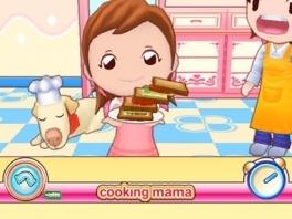 Daar heb je het al, heeft ze toch uit gewoonte een baby klaargemaakt!