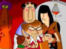 Ja, het hele gezin verzamelt zich tegenwoordig voor een gezellig potje gamen...