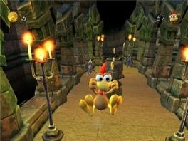 Een Wii-game met een kip in de hoofdrol, waarin je die kip niet dood hoeft te schieten? WAT IS DIT?
