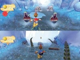 Deze game beschikt ook over multiplayer actie.