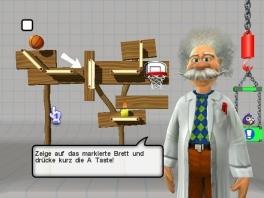 Gelukkig krijg je hulp van geleerden, zoals... Einstein?!?