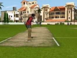 Speel cricket in 3D!