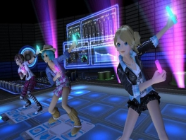 Dance Dance Revolution Hottest Party 4: Screenshot